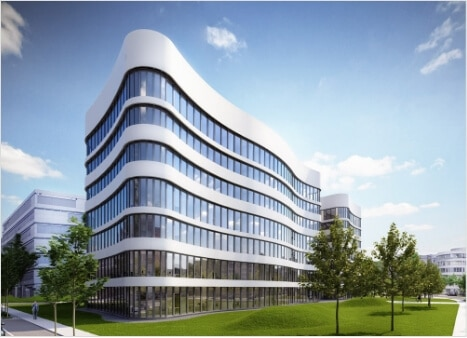 Regus Düsseldorf Gateway to Germany Building