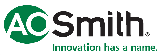 AO Smith Logo Industrie & Machinebouw