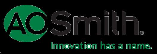 AO Smith Logo Industrie & Machinebouw