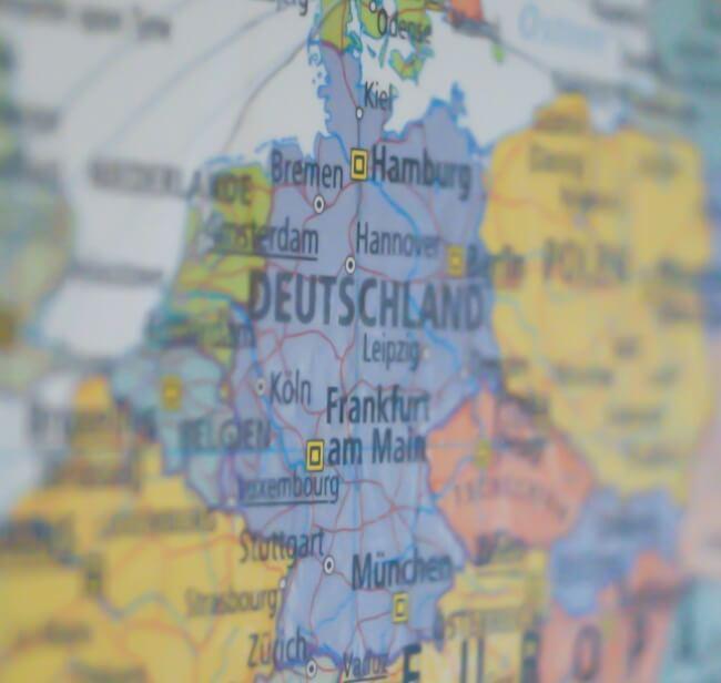 bedrijf vestigen in Duitsland