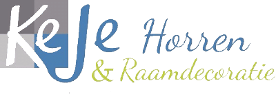 logo Keje Horren & Raamdecoratie