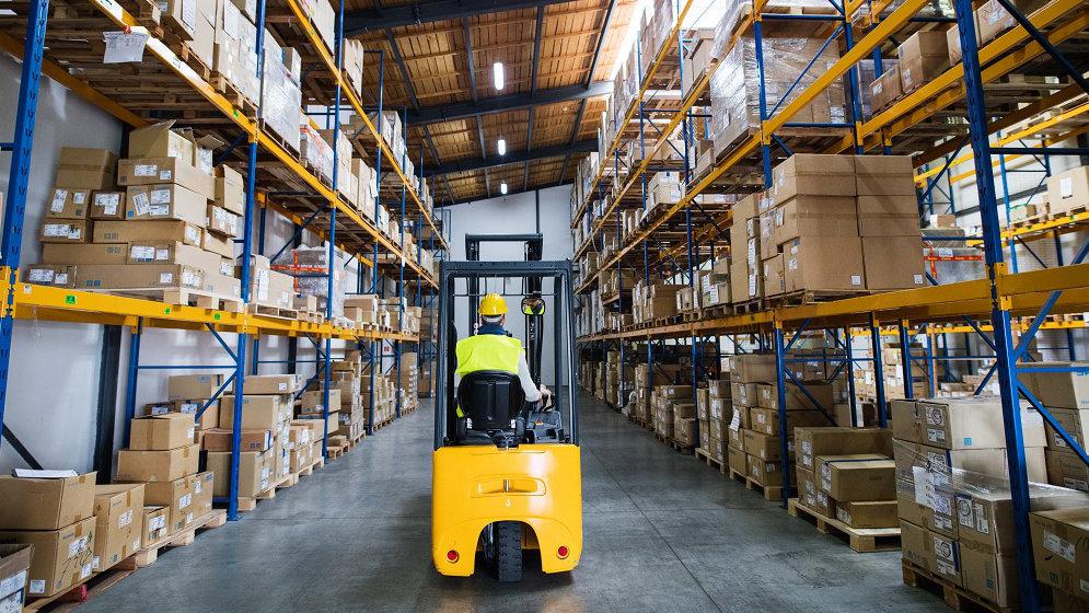 Logistiek en eCommerce - Warehouse