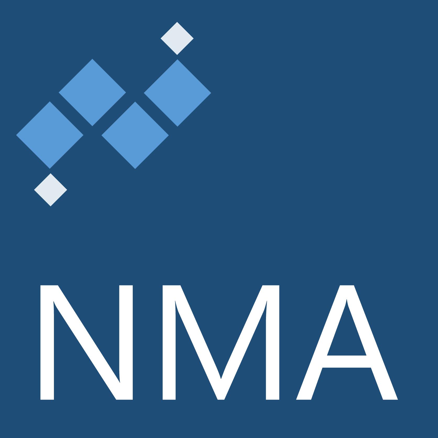 NMA Logo Software, Data & Analytics