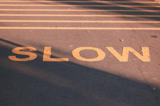 Slow © Song Kaiyue, Pexel