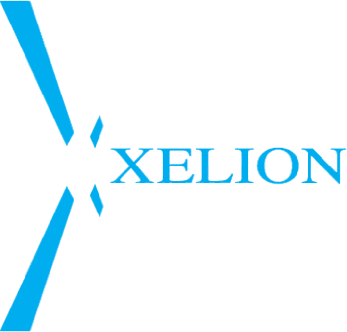 Xelion Logo Software, Data & Analytics